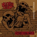 CRACK UNDER PRESSURE/NUCLEAR CULT-Split LP