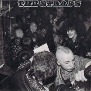 THE STRAPS-s/t LP