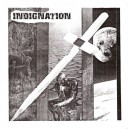 INDIGNATION/URBAN THRASH-Split 7''