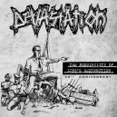 DEVASTATION-The Possibility Life's Destruction LP + CD